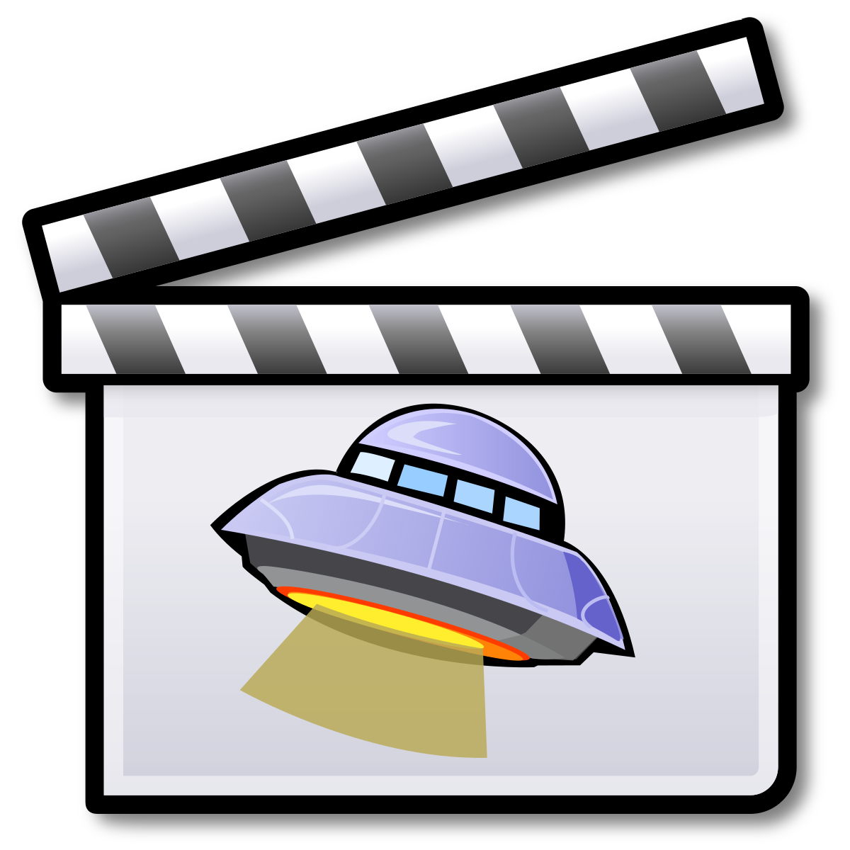 Alien clipart sci fi. Science fiction film wikipedia