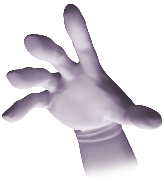 master hand png