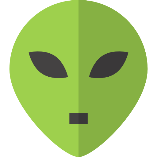 Alien icon png. Free people icons