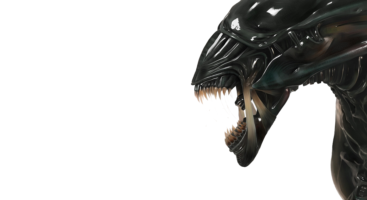 movies vector alien