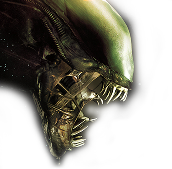Xenomorph head png. Alien destroy all fanboys