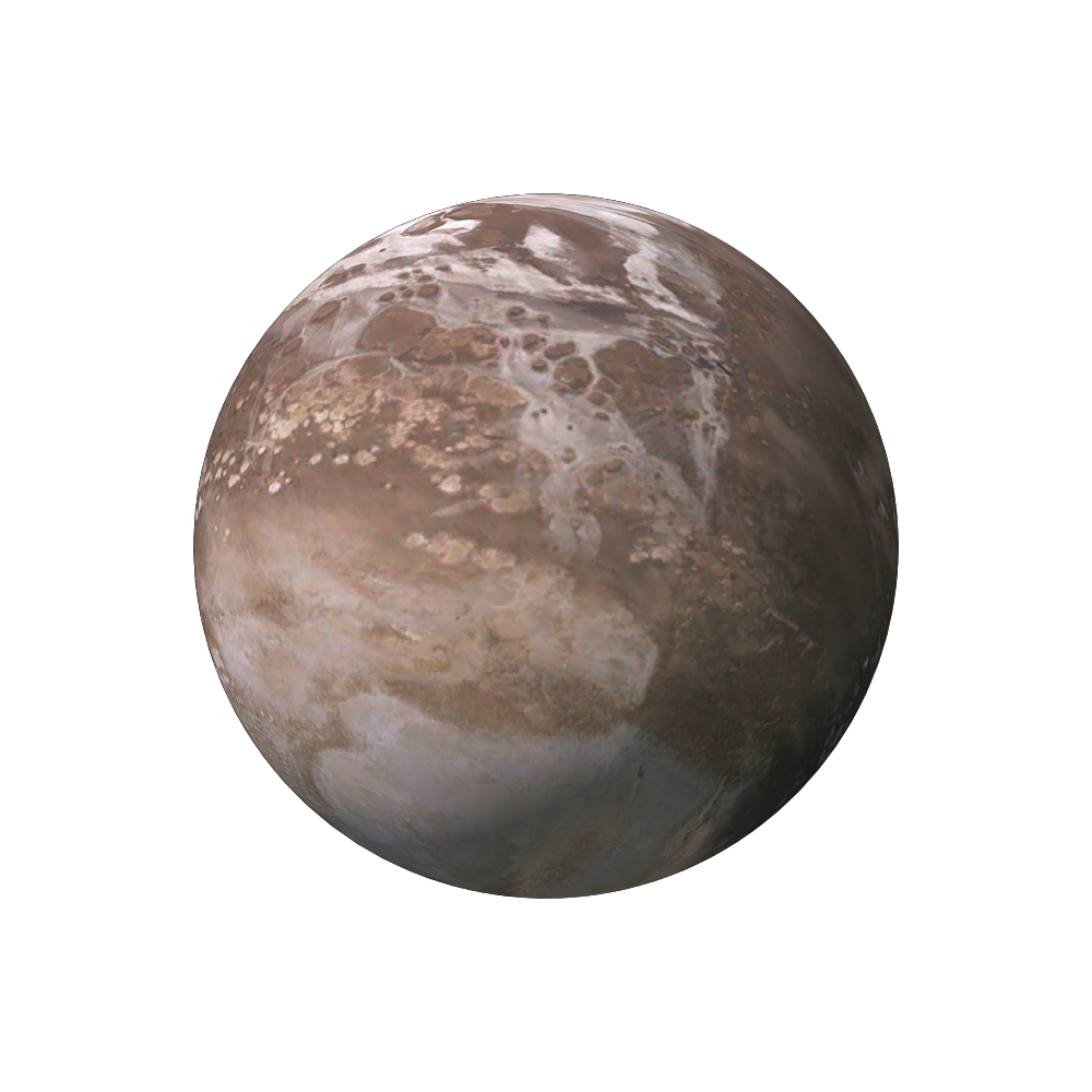 Alien planet png. D graphic motion