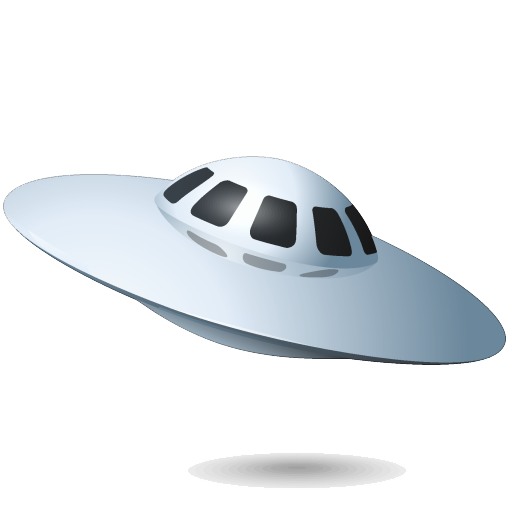 Alien spaceship png. Official psds share this