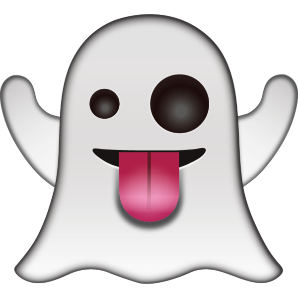 Boo drawing ghost. Say in a playful