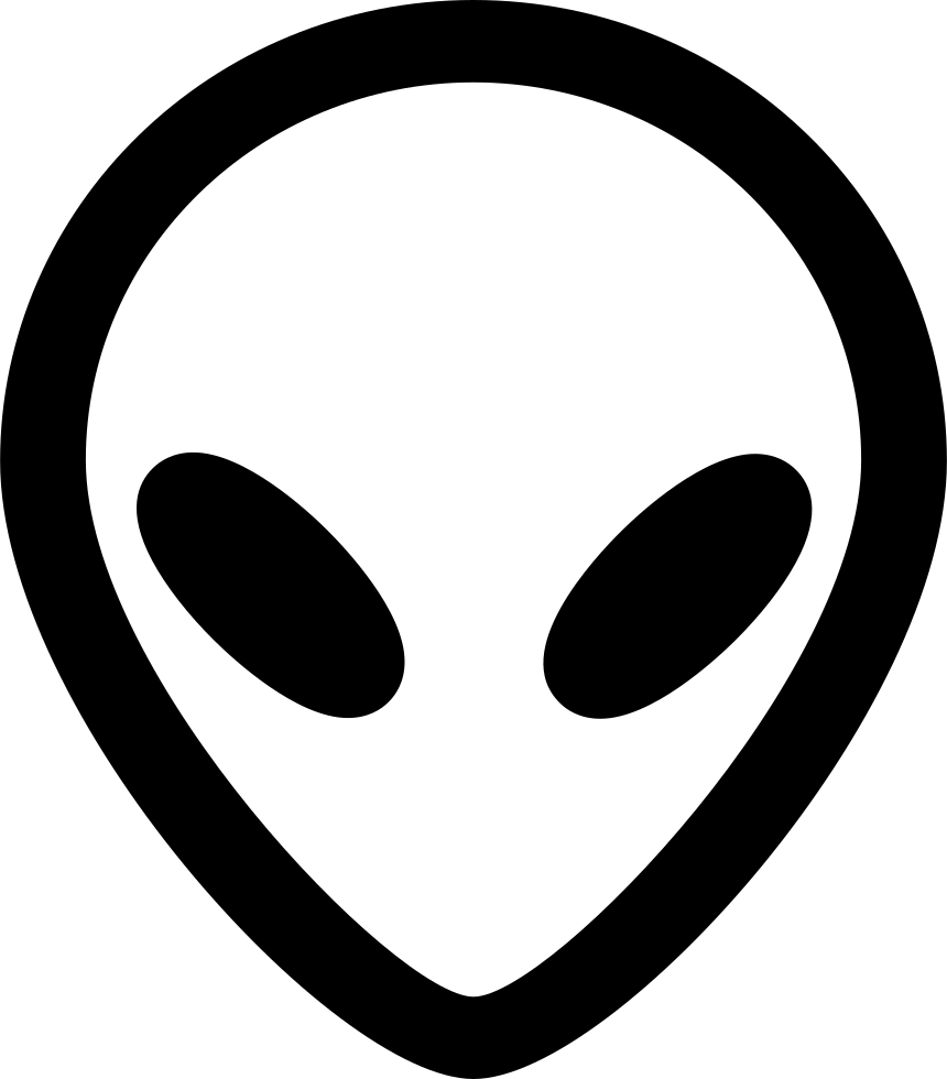 Alien svg. Png icon free download
