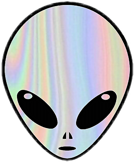 Tumblr Alien Transparent Png Clipart Free Download Ywd