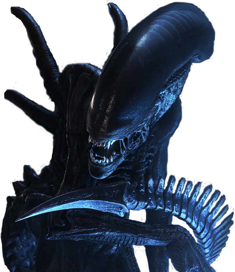 Alien xenomorph png. Image no background wiki