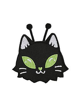Aliens clipart alien cat. Loungefly iron on patch