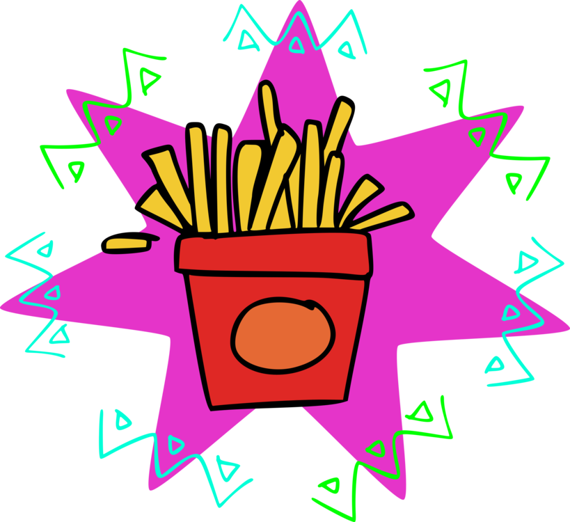 Chip drawing sweet potato fry. Download all photo png
