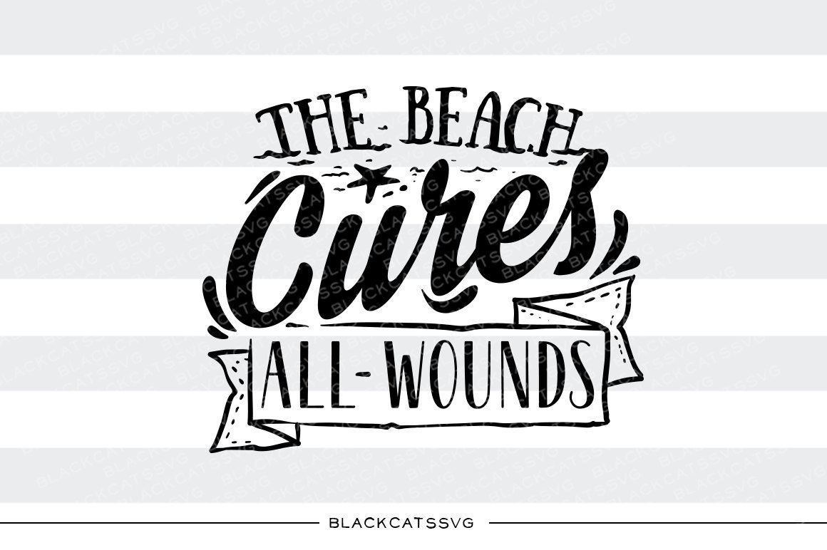 All about clipart svg. The beach cures wounds
