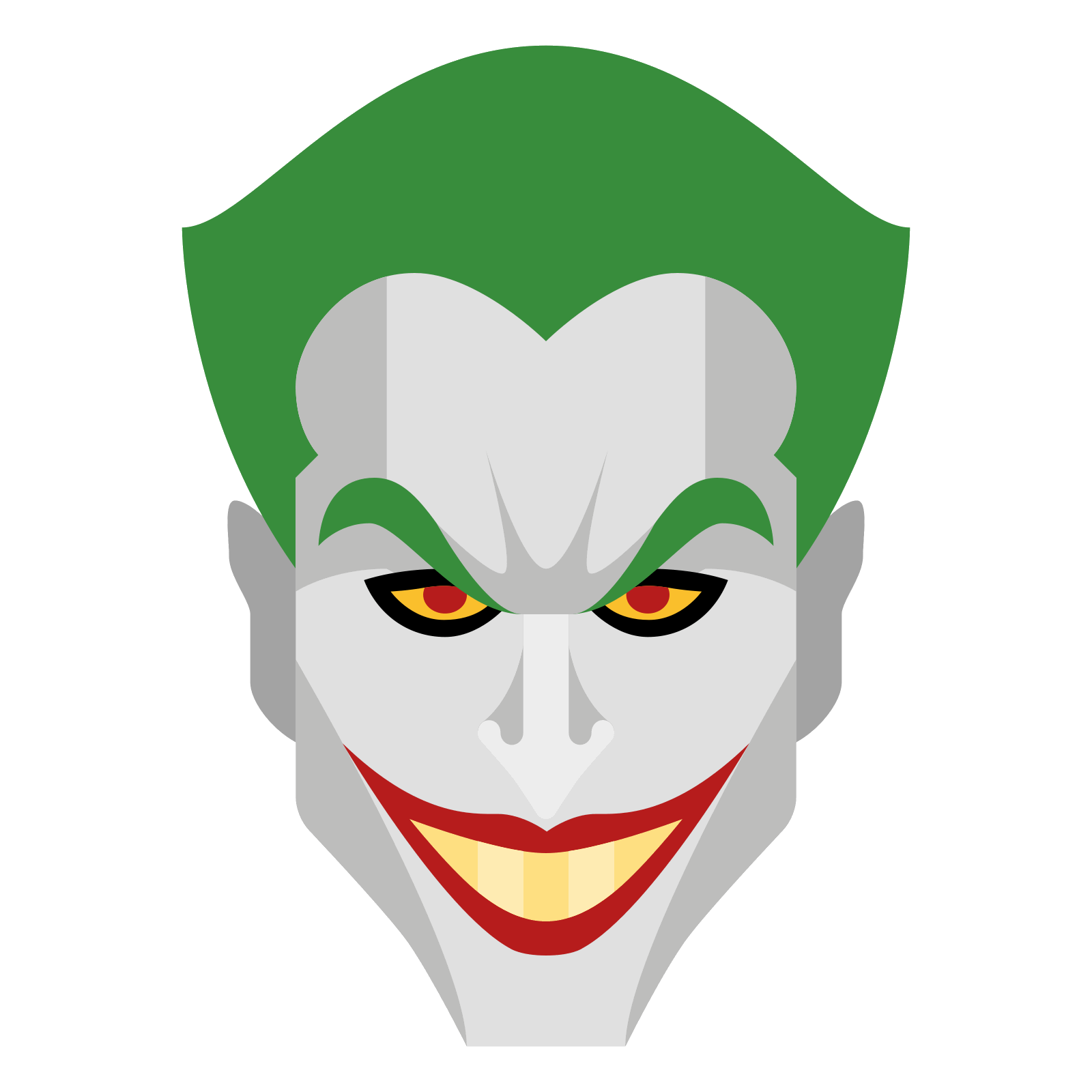 All free download png. Joker dc icon and