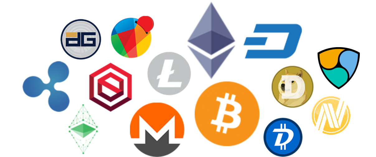Crypto coin png. As more major u