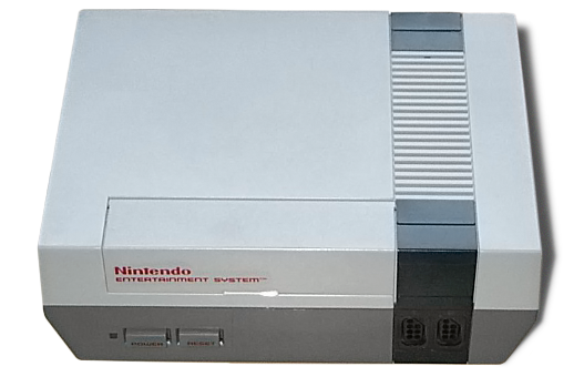 Nintendo entertainment system png. File nes transparent improved