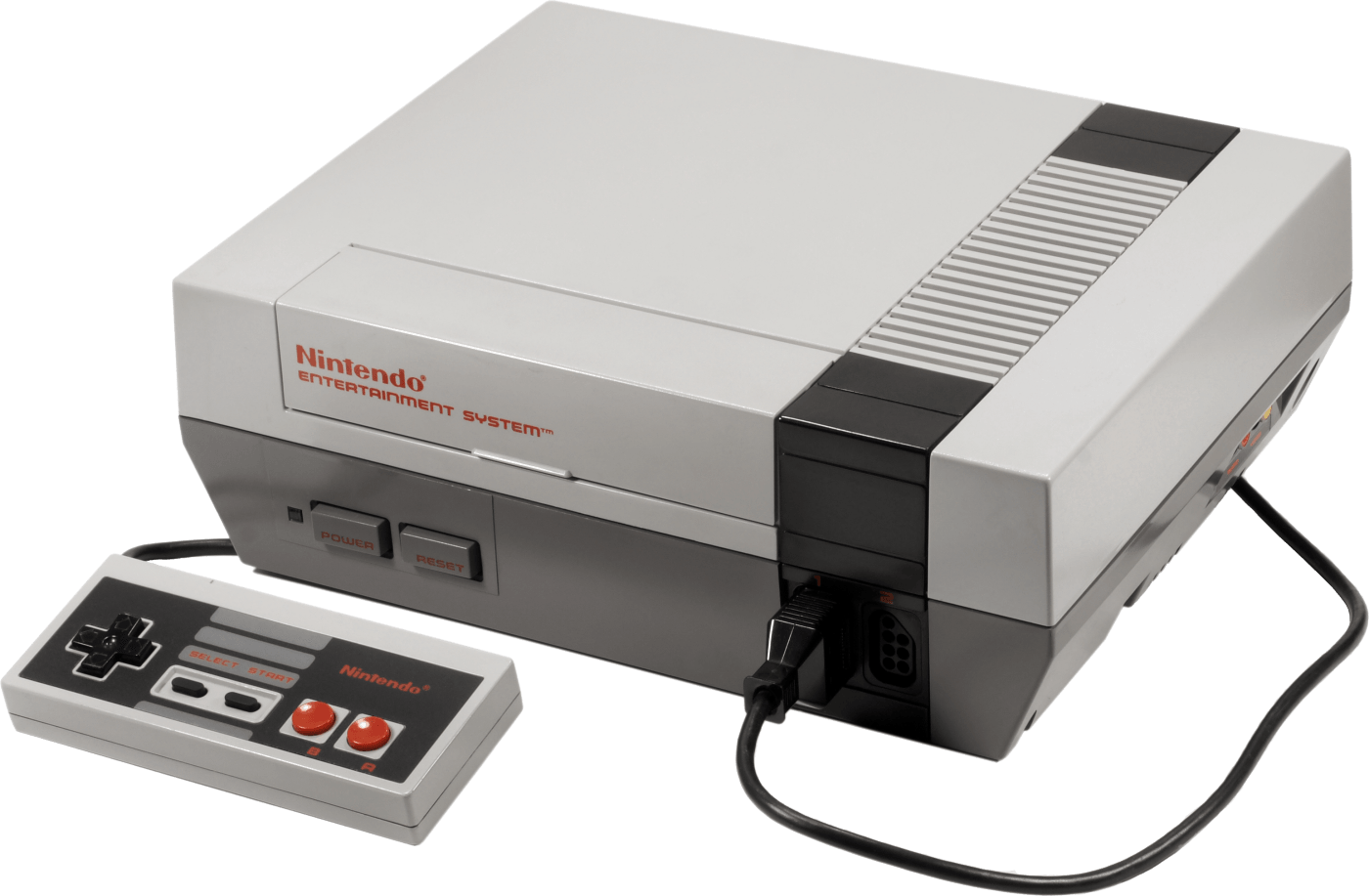 nintendo entertainment system png