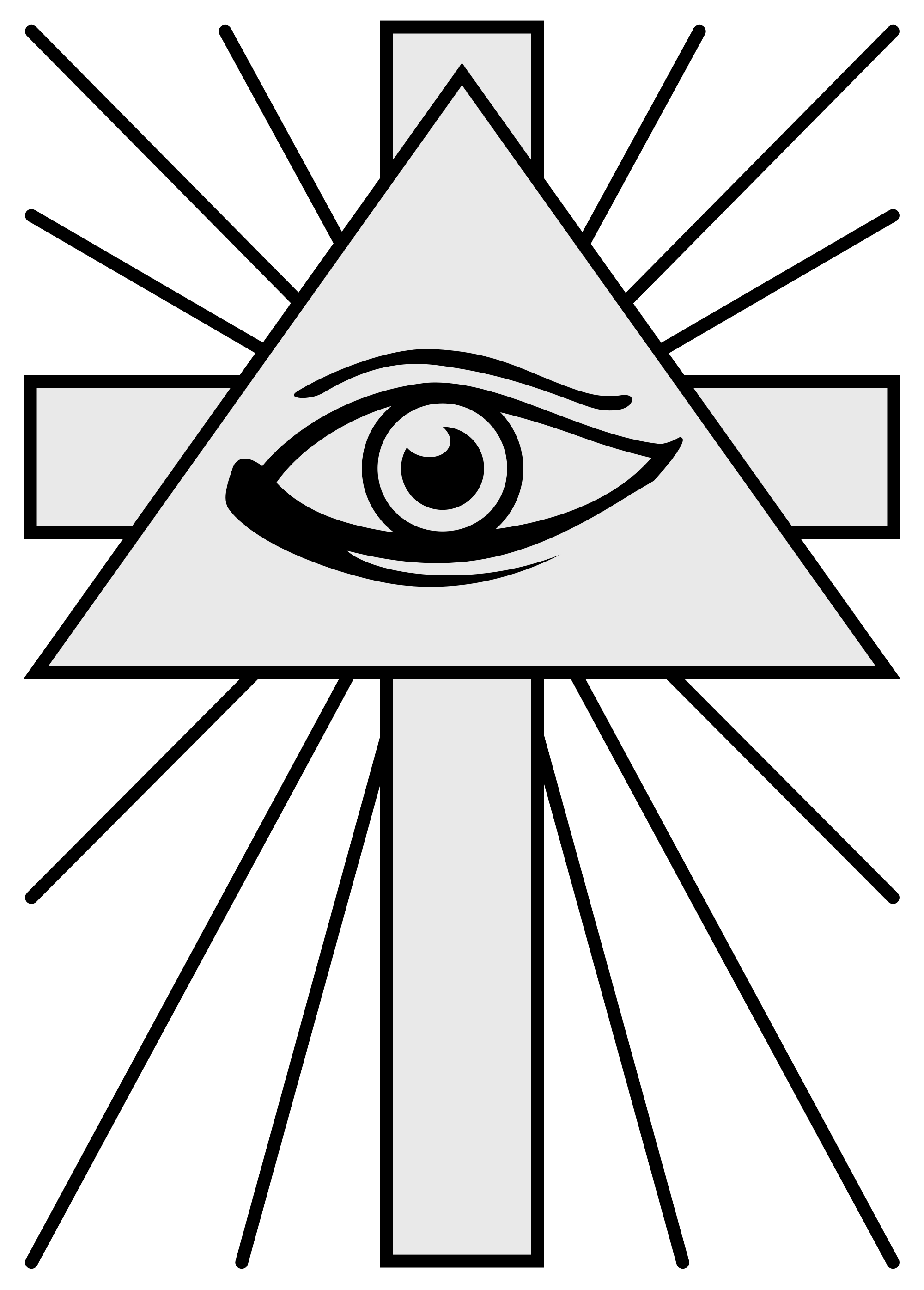 all seeing eye pyramid png