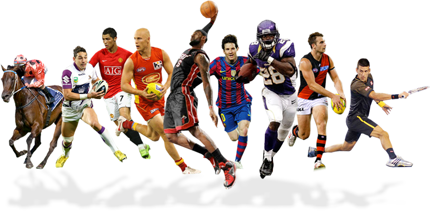 All sports png. People sport clipart mart