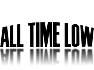 All time low logo png. Alltimelow com userlogos org
