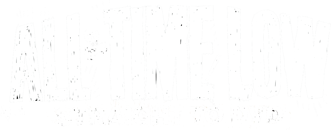 All time low logo png. Noah shulman straight to