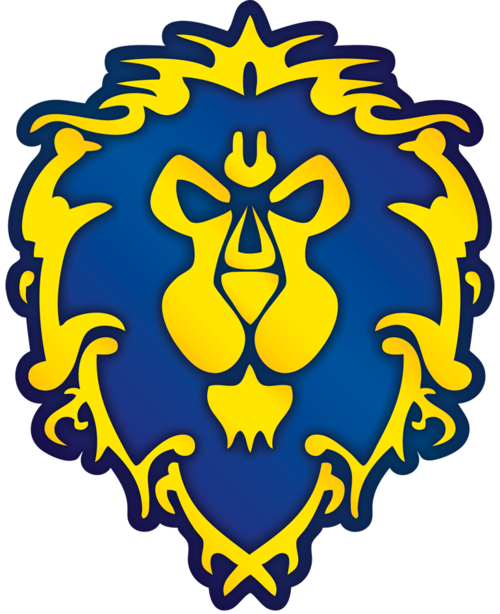 Alliance crest png. Wow challenge day one