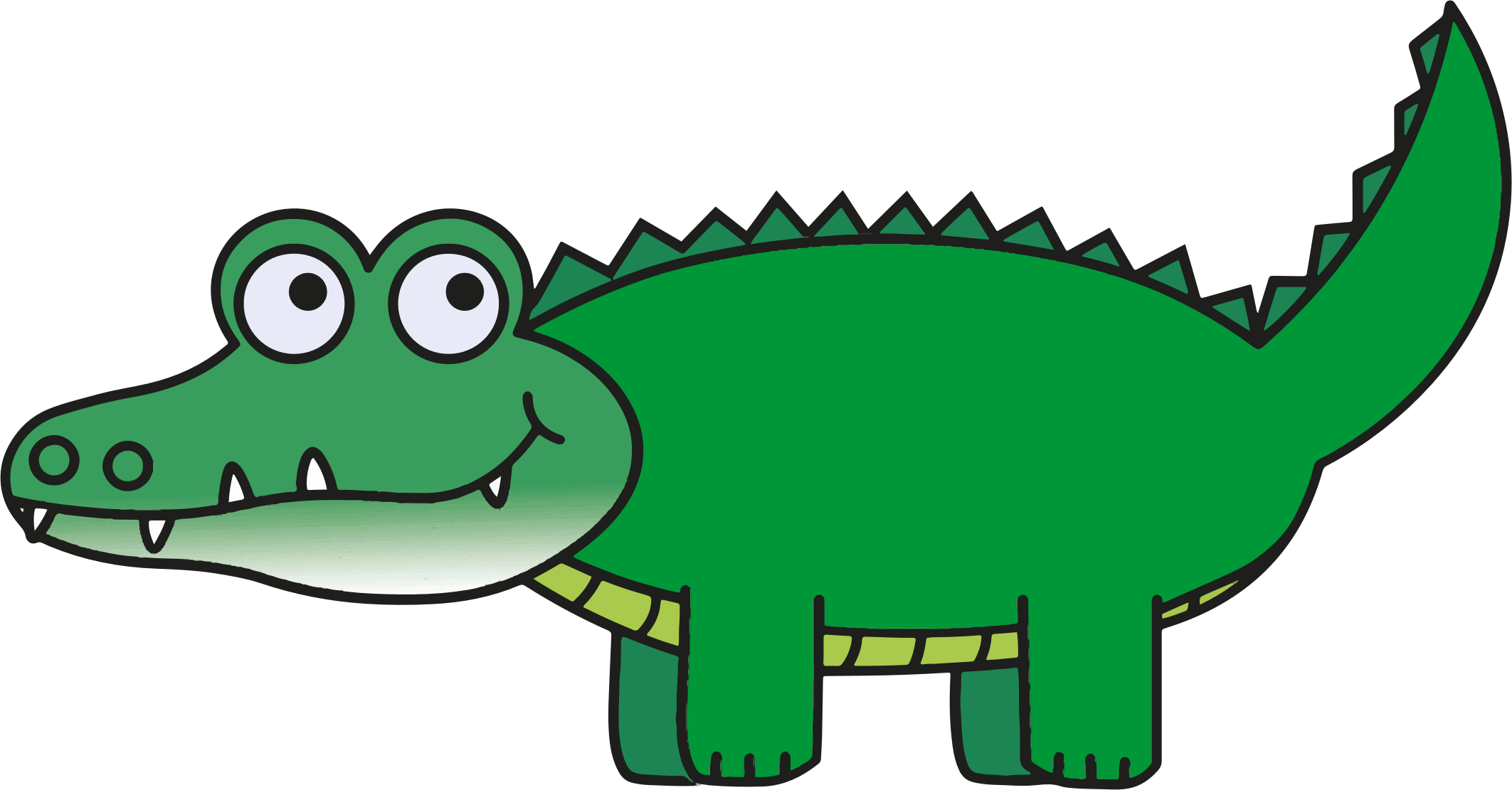 Alligator clipart. At getdrawings com free