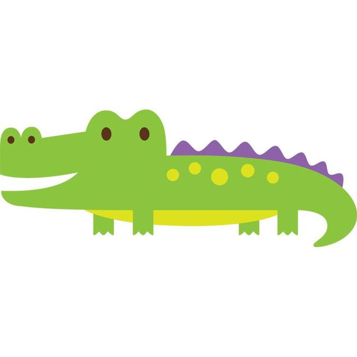 Alligator clipart adorable. Best images on