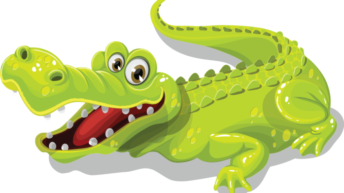 Alligator clipart png. Free images black and