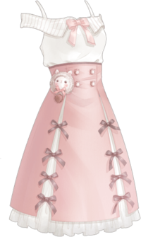 Docile love nikki dress. Alpaca transparent cute svg free library