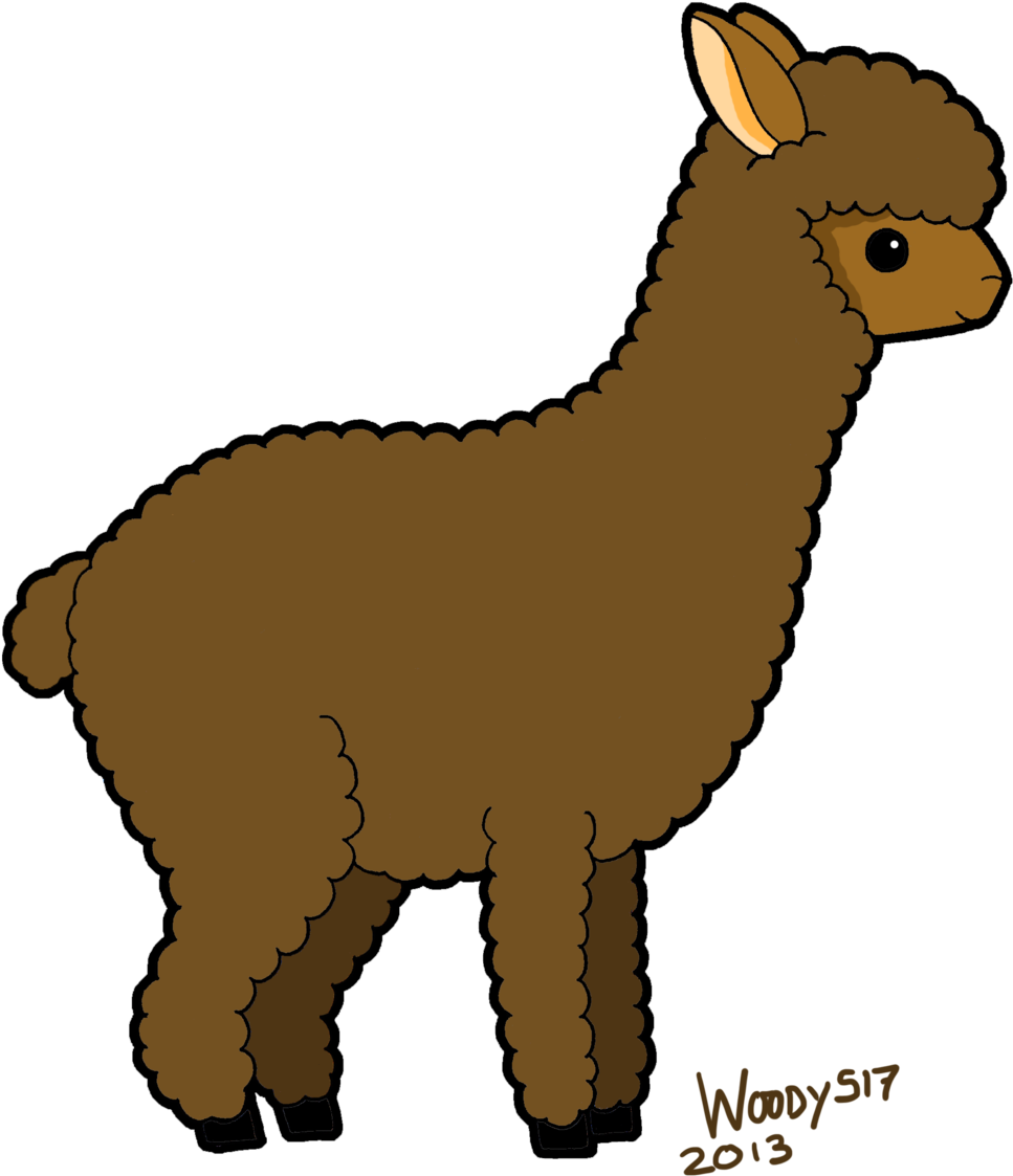 Alpaca transparent drawing. Download collection of tumblr