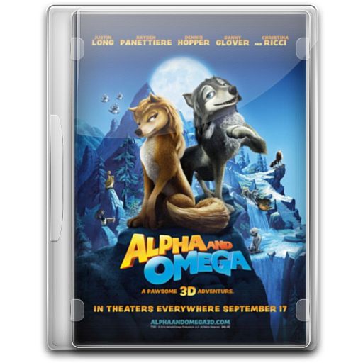 alpha and omega movie png