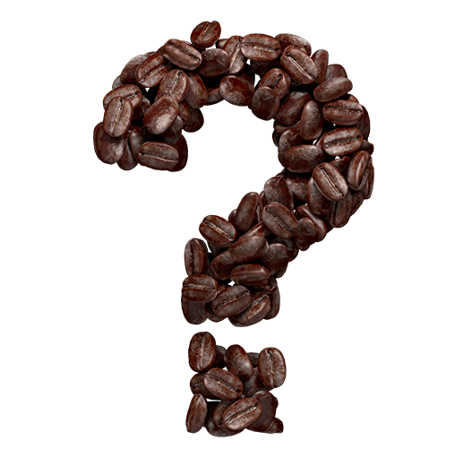 Alphabet coffee png. Arabesca advice
