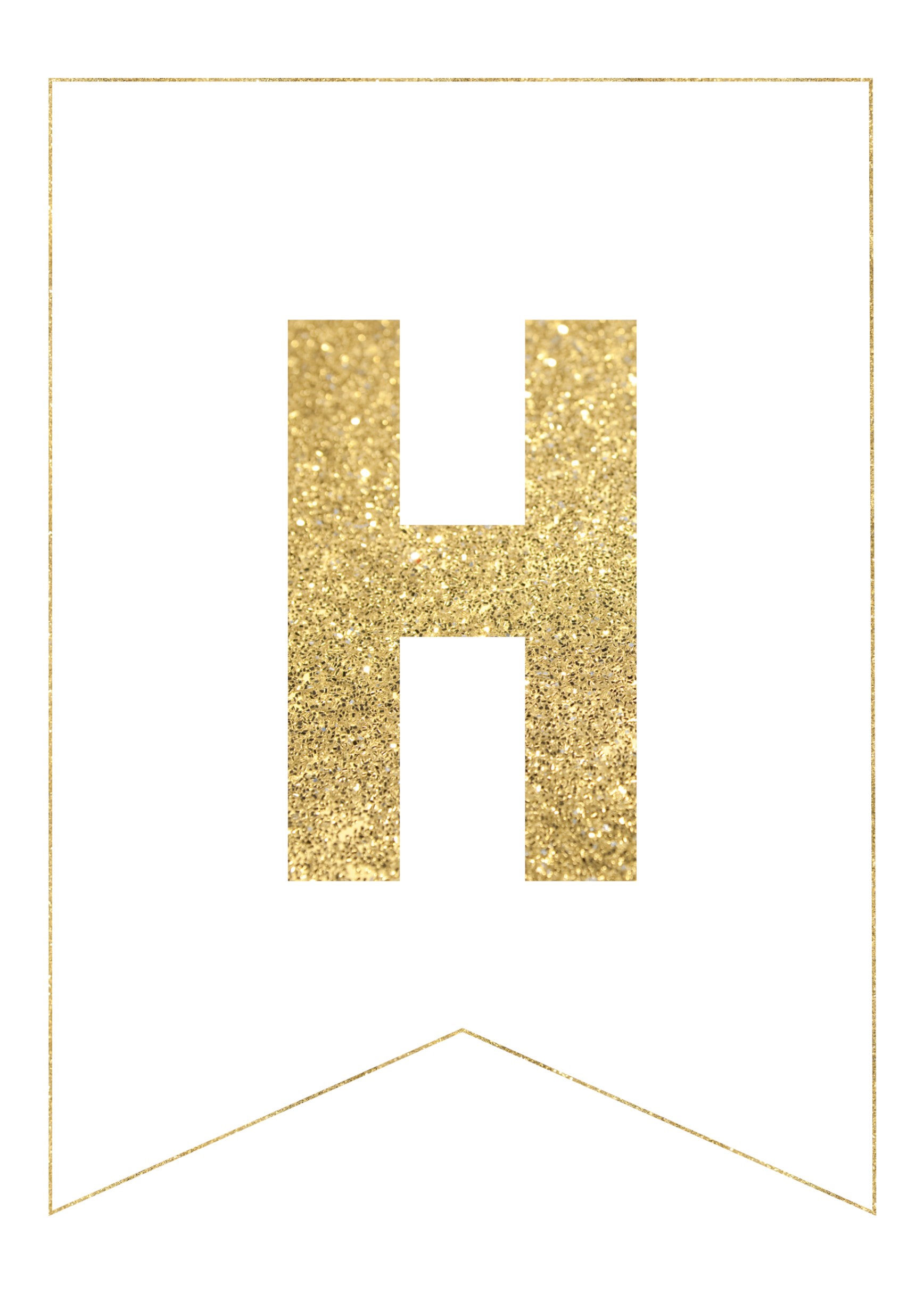 Black and gold banner png. Free printable letters paper