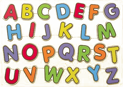 Download alphabet png. A to z alphabets