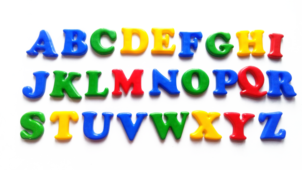 A To Z Alphabets PNG Free Download