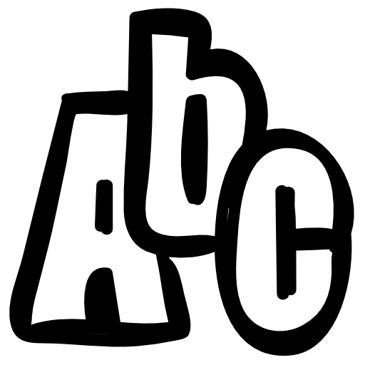 Abc letters png. Alphabet image royalty free