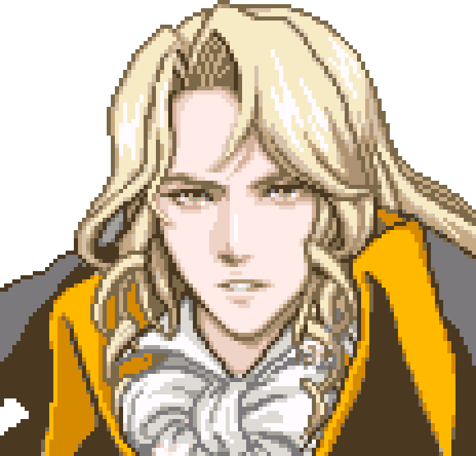 Alucard drawing face. Bluebreed replies retweets likes