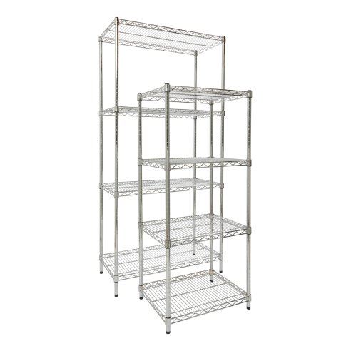 Aluminum clip safe shelf. Page office organizers and