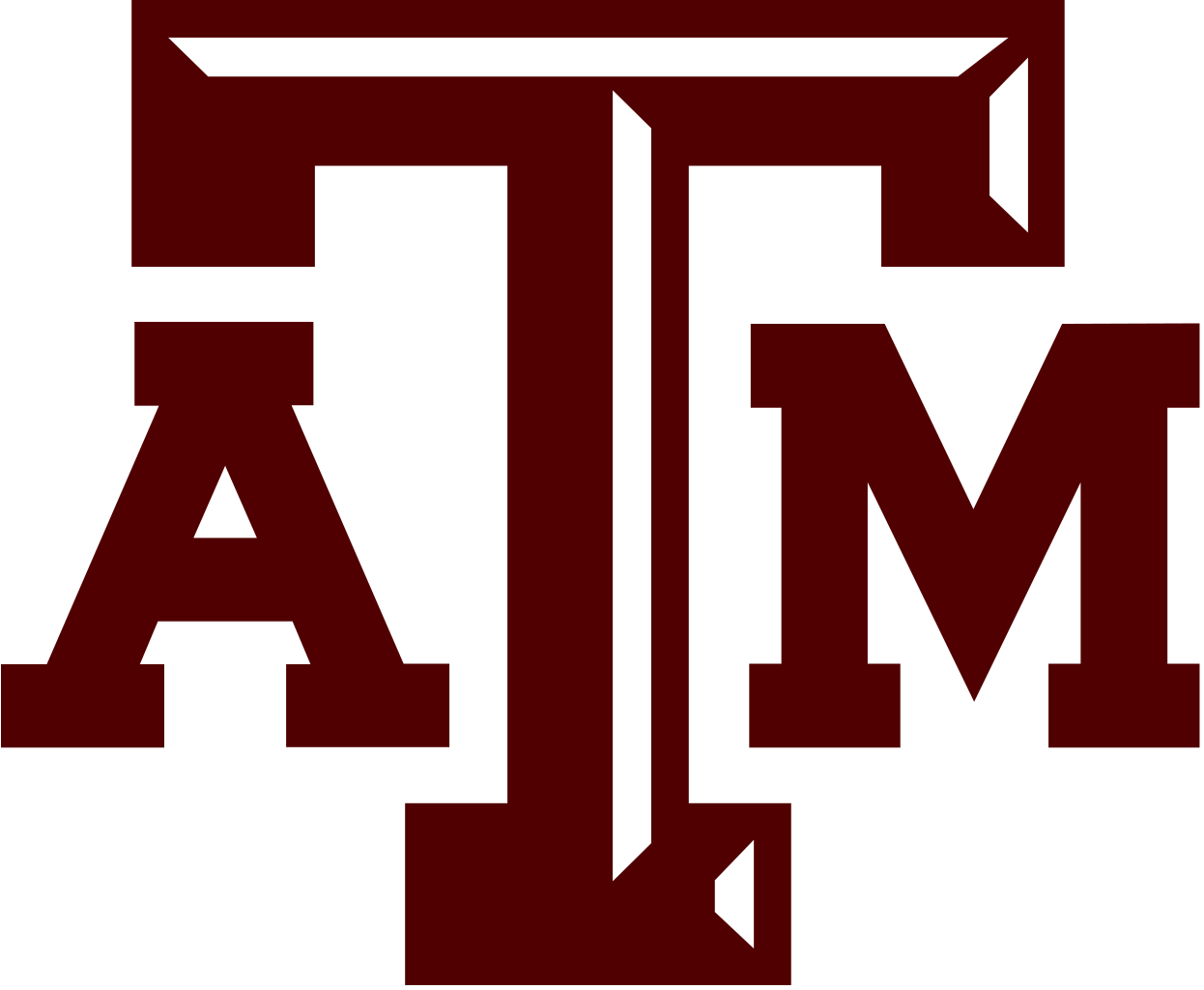 Texas logo png. File a m university