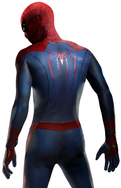 Amazing spiderman png. The spider man transparent