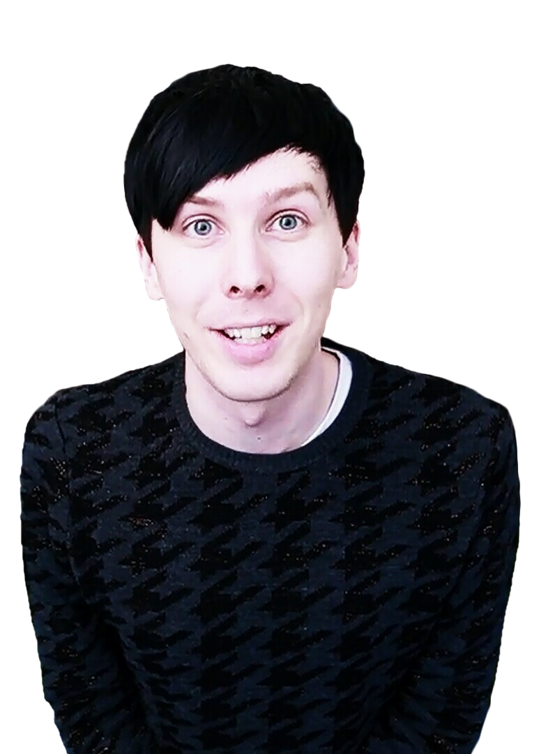 amazingphil transparent arm
