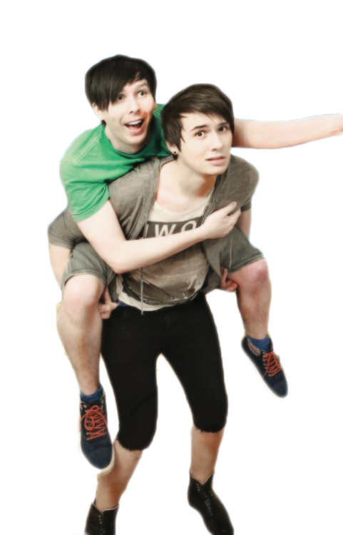 Amazingphil transparent couple. Gifts for the