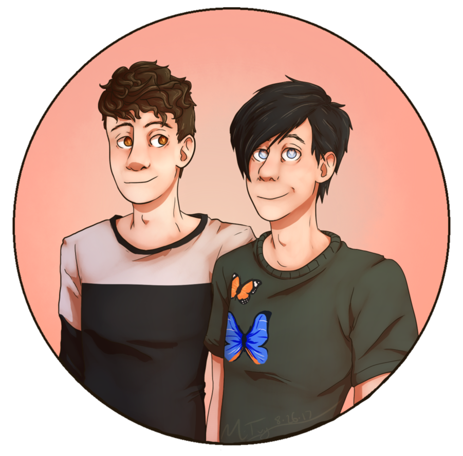 Amazingphil transparent couple. Pin by holly marie