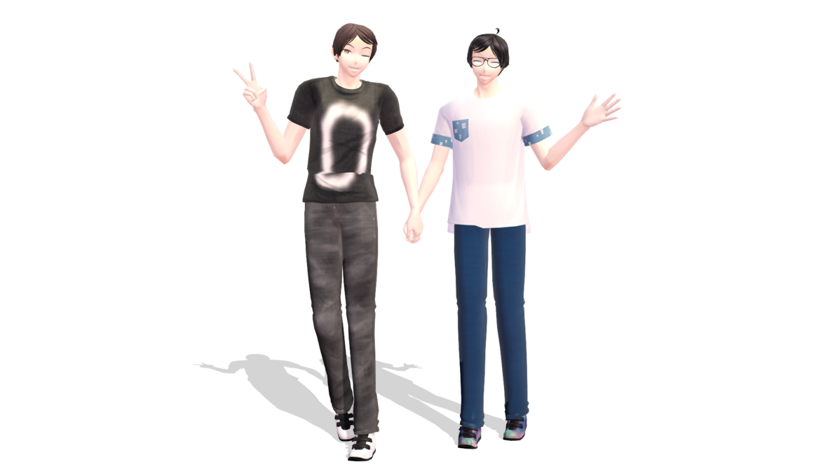 Amazingphil transparent mmd. Dan and phil model