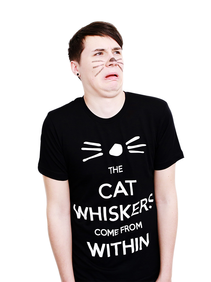 Amazingphil transparent mmd. Dan howell shirt clipart