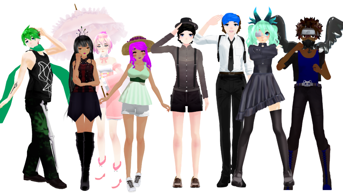 Amazingphil transparent mmd. If youtubers were pokemon