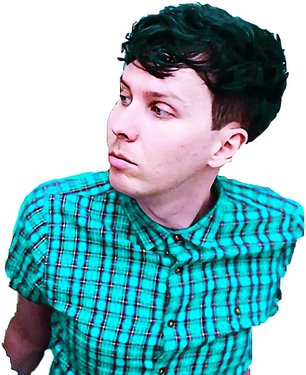 Amazingphil transparent pastel. Phillester danandphil phil philmicha
