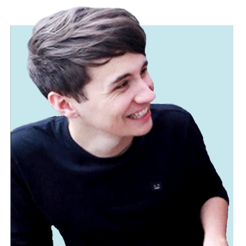 Amazingphil transparent pastel. Dan howell icons tumblr