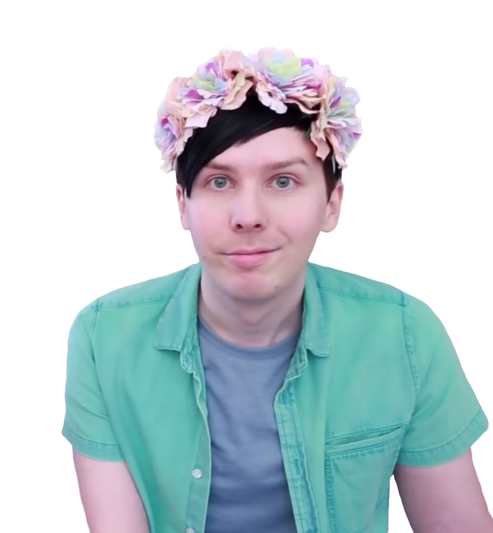 Amazingphil transparent pink. Dan and phil pngs