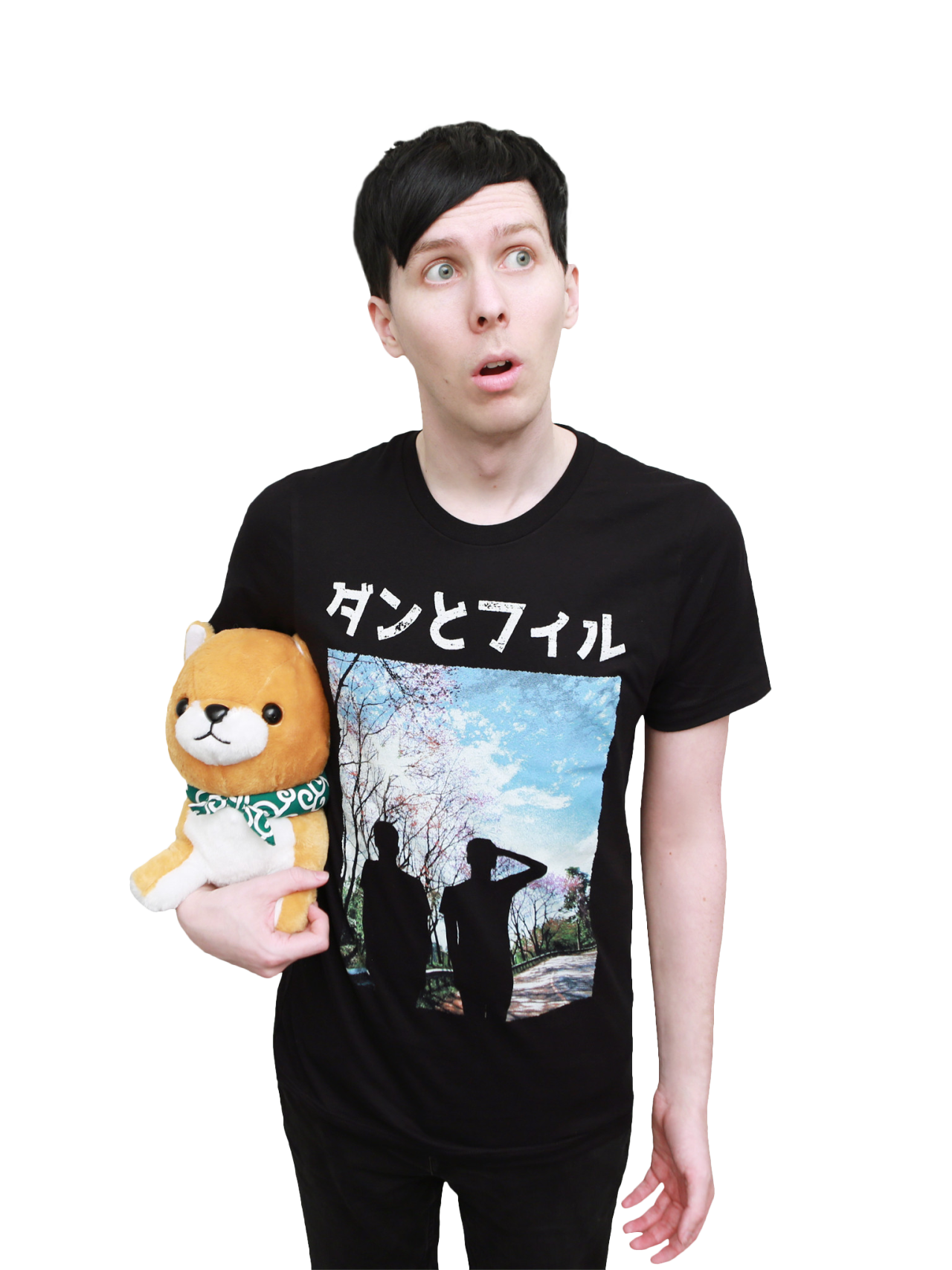 Amazingphil transparent profile. Dan and phil pngs