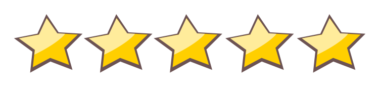 How i launch my. Amazon 5 stars png clip art download