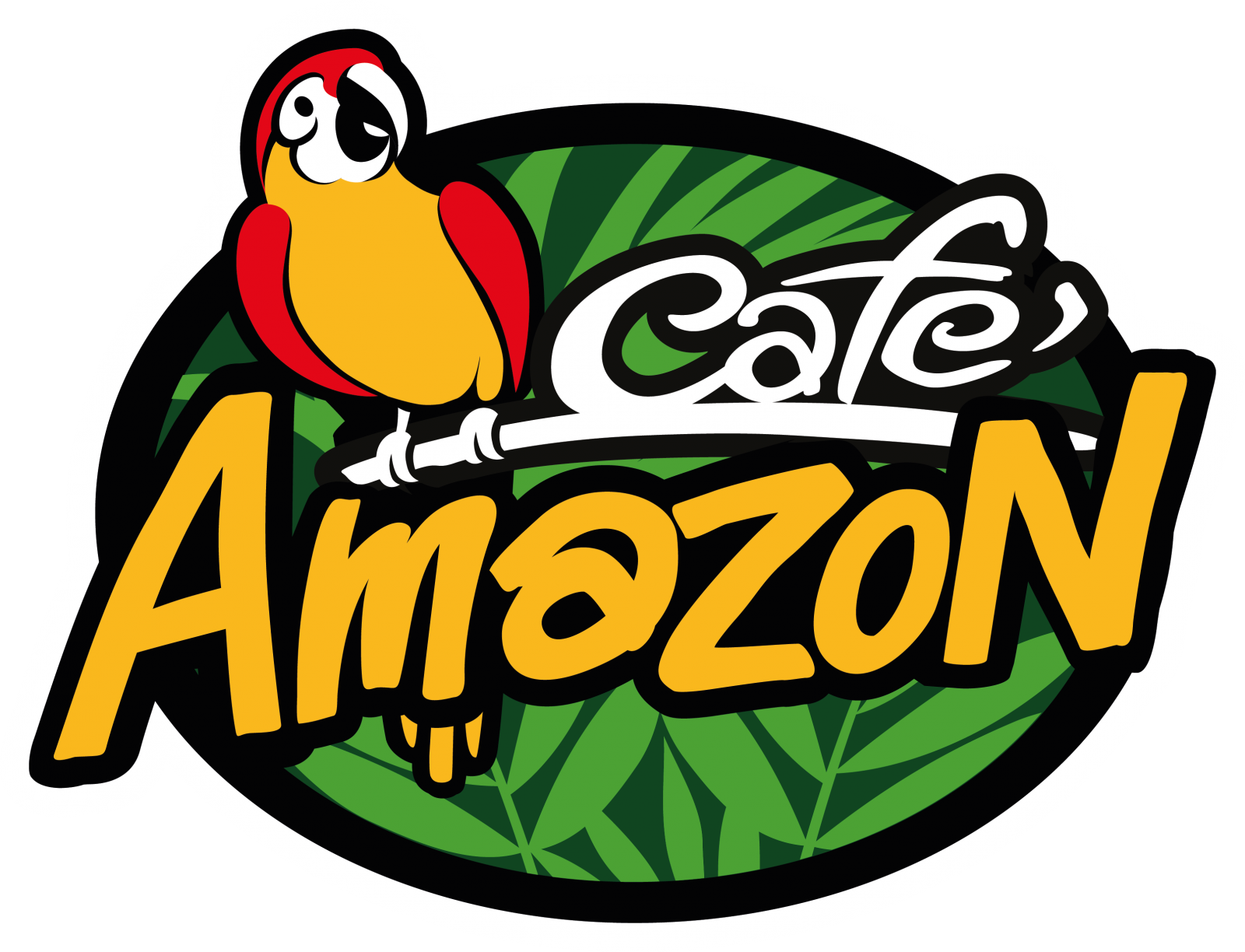 Amazon a logo png. Cafe real clipart and